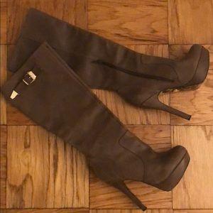 Betsey Johnson Knee High Boots